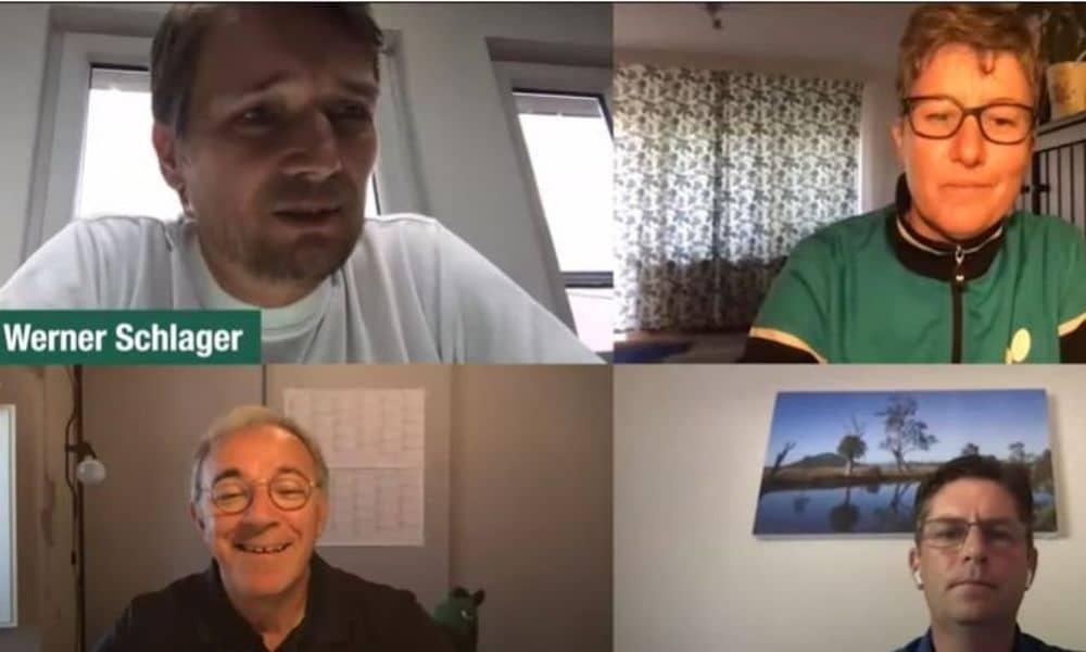 Mesatenistas debatem em webinar da ITTF: a carreira pós-esporte