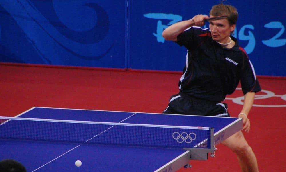 Em Pequim-2008: Quarto lugar com a Áustria no evento por equipes