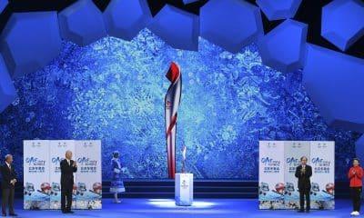 Cerimônia da Tocha Olímpica celebra um ano para Pequim 2022