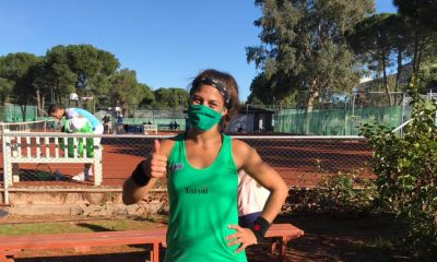 Carol Meligeni ITF de Potchfstroom
