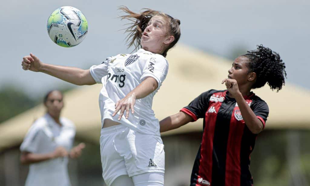 Atlético-MG Vitória-BA Campeonato Brasileiro Sub-18 feminino de futebol