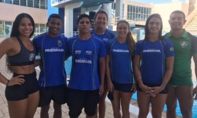 Ingrid Oliveira, Giovanna Pedroso, Isaac Souza, Kawan Pereira, Anna Lúcia Santos, Luana Lira e Ian Matos vão para o Pré-Olímpicos de saltos ornamentais