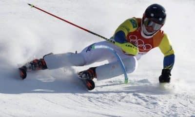 michel macedo mundial de slalom gigante