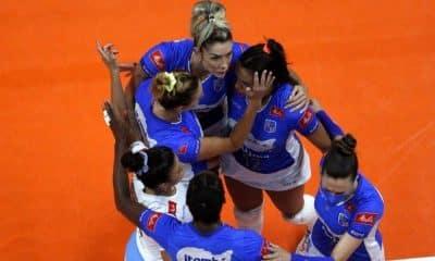 Acompanhe ao vivo: Brasília Vôlei x Minas Tênis Clube - Superliga feminina