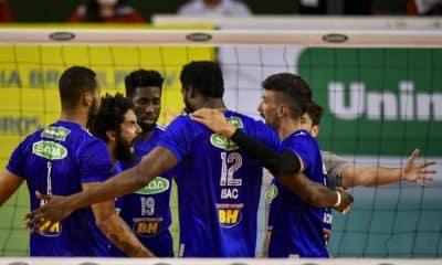 Acompanha ao vivo: Sada Cruzeiro x Sesi - Superliga feminina