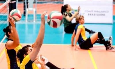 seleção brasileira de vôlei sentado feminino