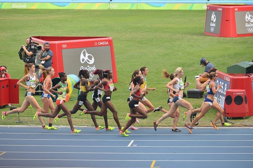 5000m feminino Rio 2016