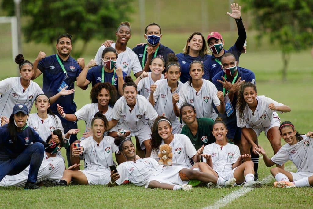 Fluminense Santos Brasileiro sub-18