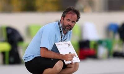 André Avallone sul-americano de polo aquático