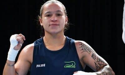 Beatriz ferreira Cologne World Cup de boxe