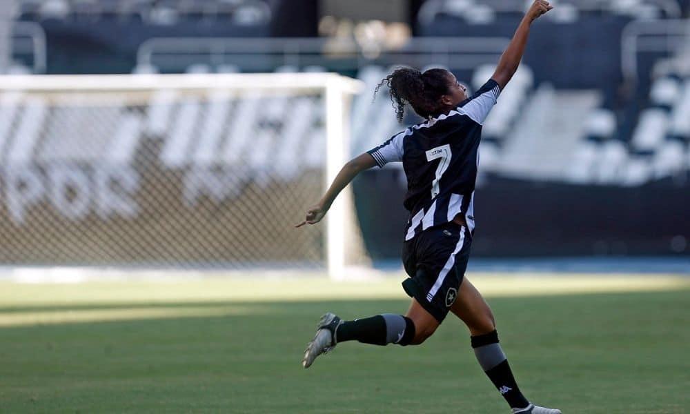 Brenda Botafogo x Vasco Campeonato Carioca de futebol feminino