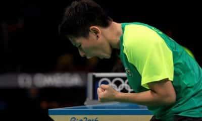 Caroline Kumahara Jogos Olímpicos de Tóquio 2020 tênis de mesa