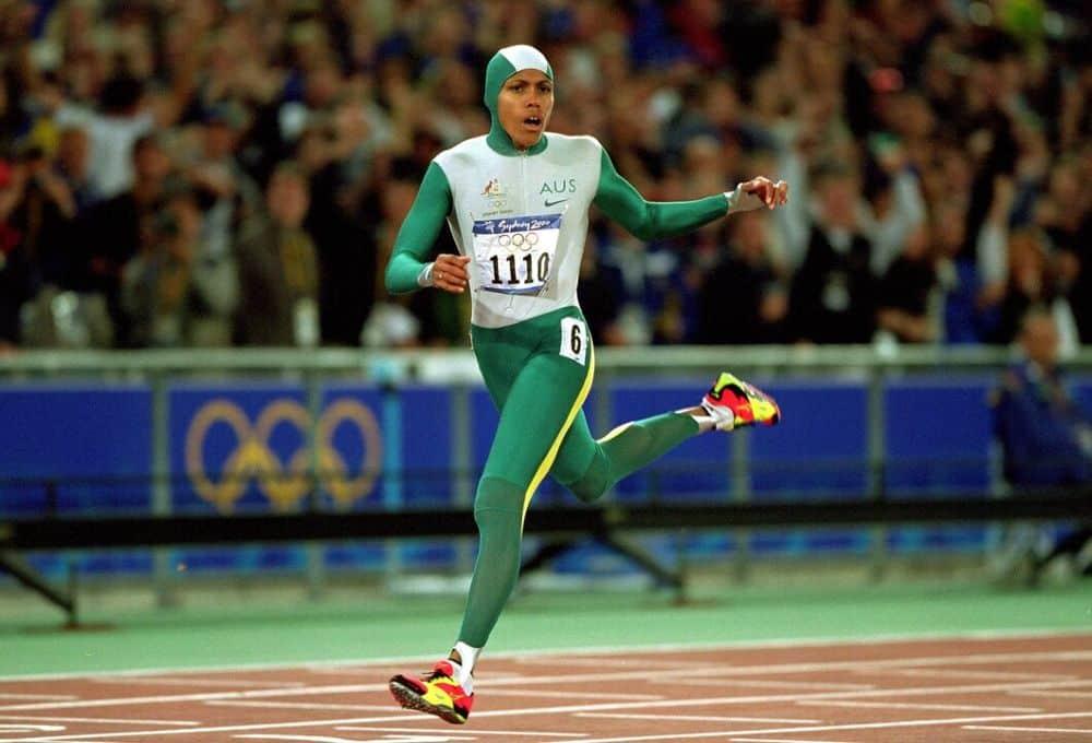 400m feminino Cathy Freeman