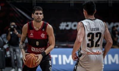 Flamengo x Mogi NBB