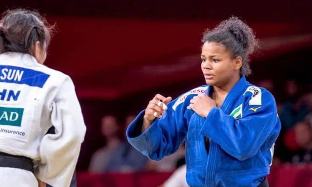 Ellen Santana disputa bronze no Grand Slam de Tashkent