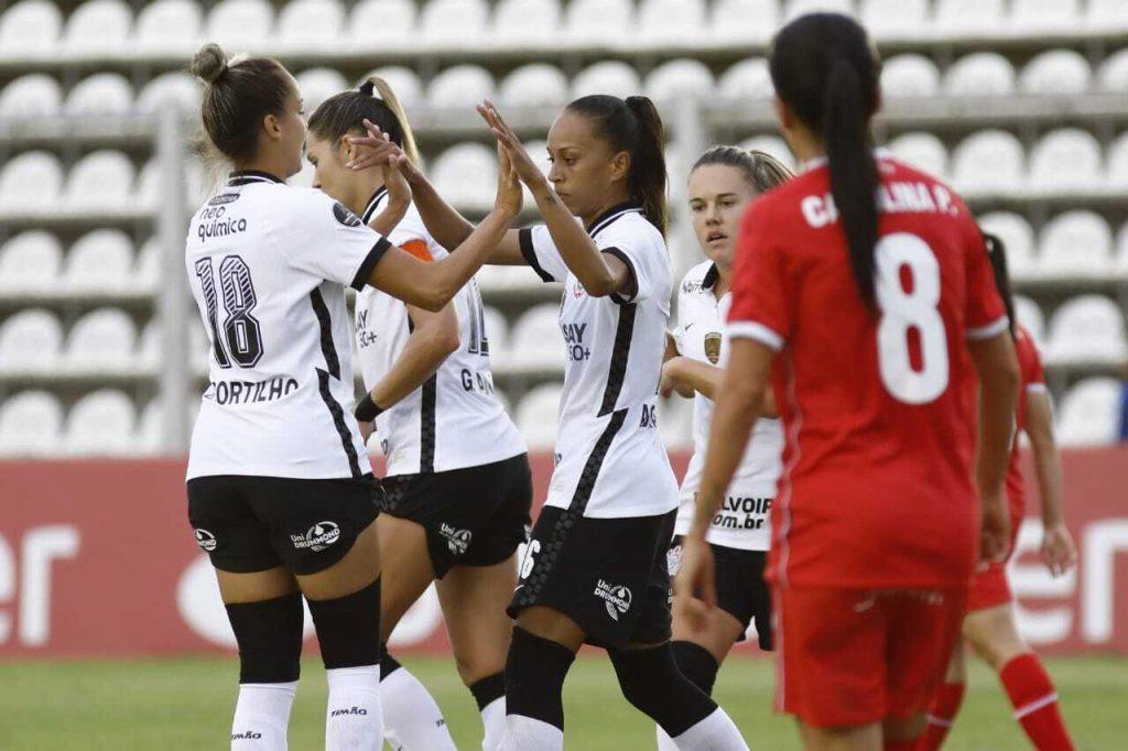 Corinthians Libertadores Feminina América de Cali