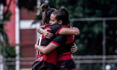 Flamengo campeão da Taça Guanabara de futebol feminino