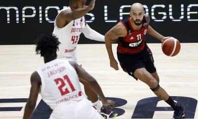 Flamengo vira e vence Instituto na Champions League de basquete
