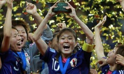 Futebol feminino Homare Sawa