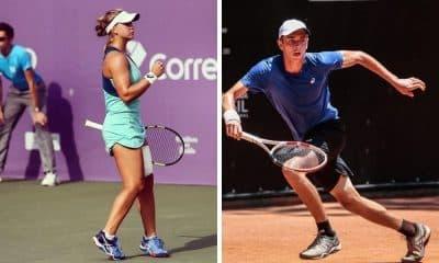 Laura Pigossi e Matheus Pucinelli semifinais em torneios da ITF