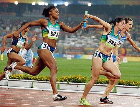 100m feminino