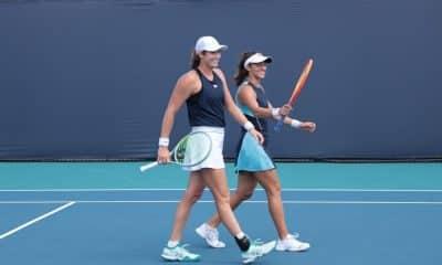Luisa Stefani e Hayley Carter WTA 1000 de Miami
