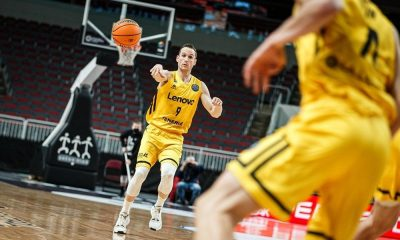 Marcelinho Huertas Champions League de basquete