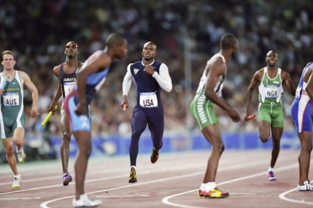 4x400m masculino Nigéria ouro EUA doping