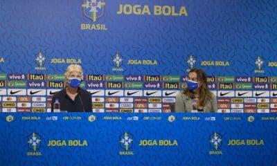 Pia Sundhage convocou 24 jogadoras para a seleção feminina, das quais 14 jogam no Palmeiras e no Corinthians, sete em cada