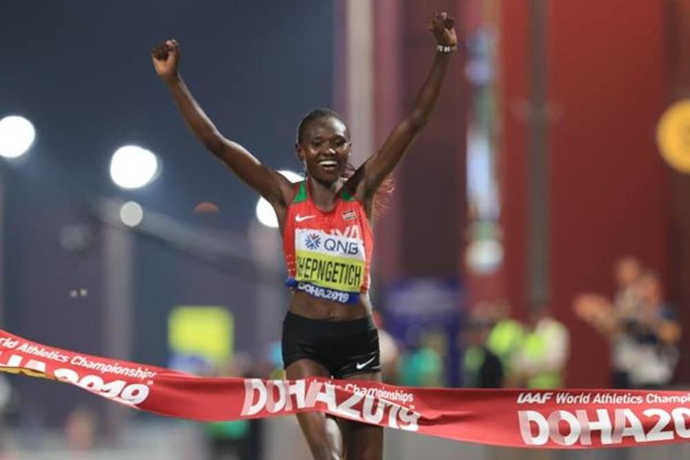 Maratona feminina