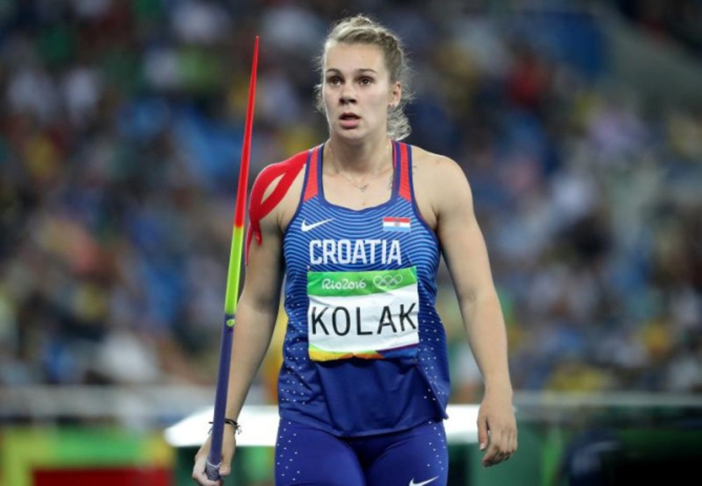Lançamento de dardo feminino - Atletismo - Jogos Olímpicos Tóquio 2020