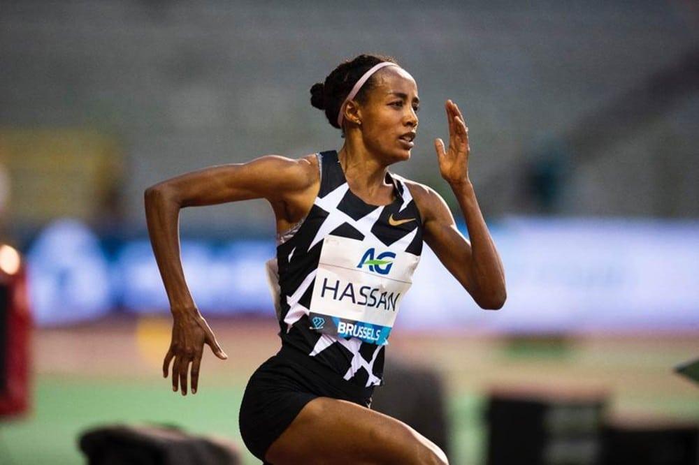 sifan hassan 10.000m feminino