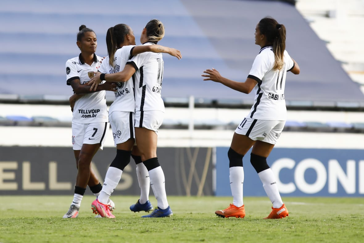Corinthians x Universidad de Chile - Libertadores feminina