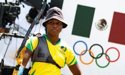 ane marcelle pré-olímpico das américas de tiro com arco