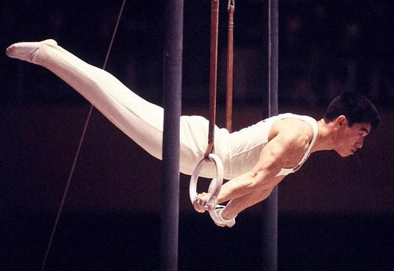 Argolas - ginástica artística - Jogos Olímpicos de Tóquio 2020 - Olimpíada -