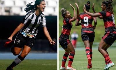 assista ao vivo botafogo x flamengo campeonato carioca de futebol feminino