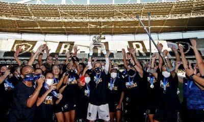 botafogo campeão carioca de futebol feminino