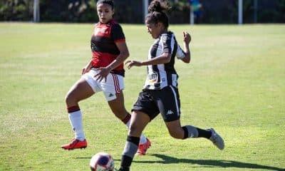 botafogo x flamengo campeonato carioca de futebol feminino Foto- Joao Carlos Gomes