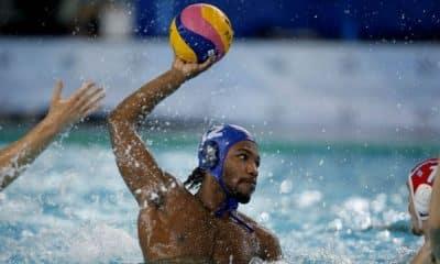 campeonato sul americano de polo aquático seleção brasileira masculina