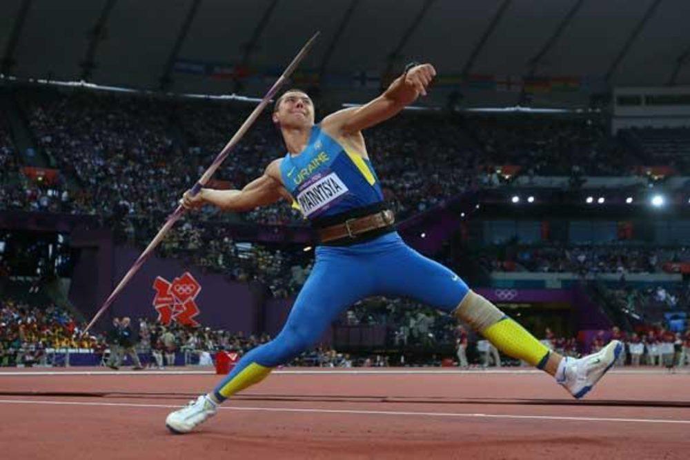 Lançamento de dardo masculino  World Athletics
