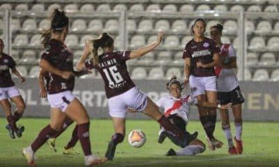 ferroviária river plate libertadores de futebol feminino
