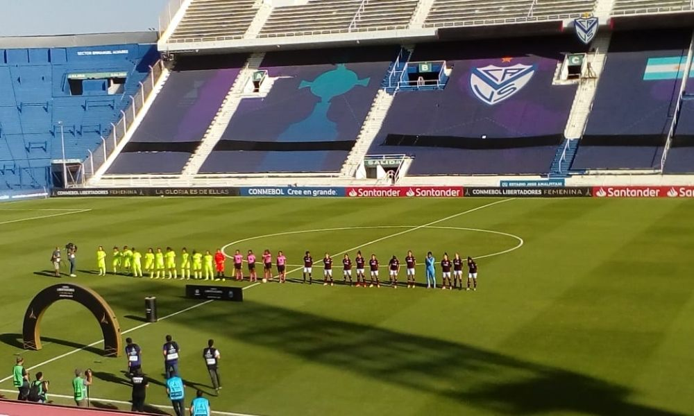 ferroviária x peñarol libertadores de futebol feminino