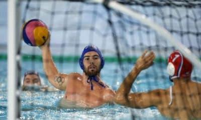 grummy seleção brasileira de polo aquático campeonato sul-americano de esportes aquáticos