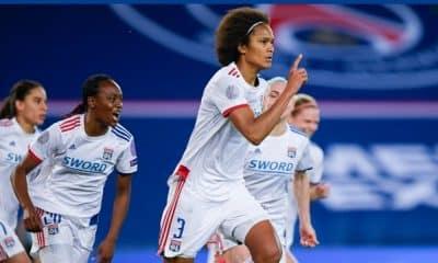 renard lyon x psg champions league de futebol feminino