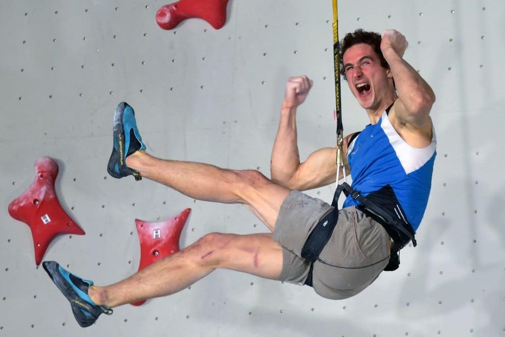 Adam Ondra escalada esportiva