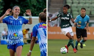 Assista ao vivo- Avaí Kindermann x Palmeiras pelo Brasileiro feminino