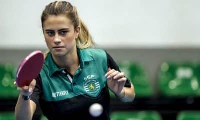 BRUNa takahashi sporting vice-campeã da taça de portugal de tênis de mesa