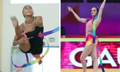 Bárbara Domingos e Natália Gaudio Copa do Mundo de tashkent