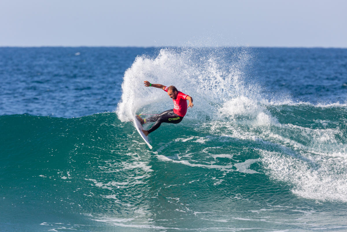Caio Ibelli Mundial de Surfe