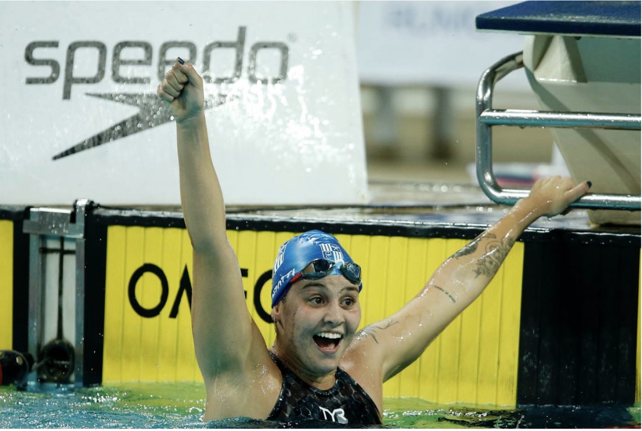 Beateirz Dizotti - Bia Dizotti - natação - 1500m livre feminino - Jogos Olímpicos de Tóquio 2020 - Olimpíada
